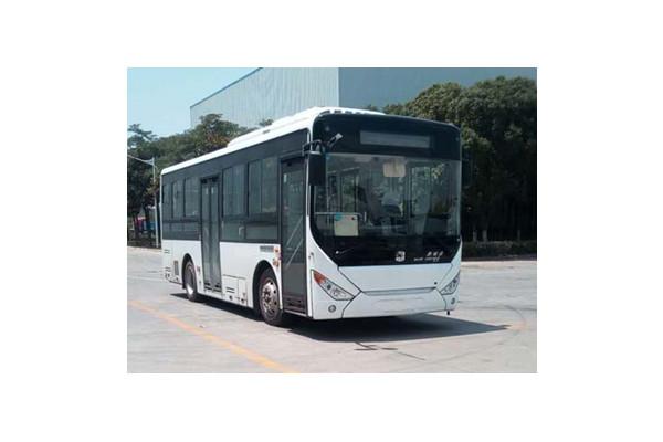 中通LCK6850EVG3A2公交车(纯电动17-30座)