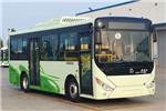 中通LCK6826EVG3A8公交车(纯电动15-30座)