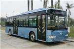 金龙XMQ6106AGBEVL27公交车(纯电动19-40座)