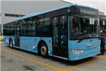 金龙XMQ6127AGBEVL9公交车(纯电动21-46座)