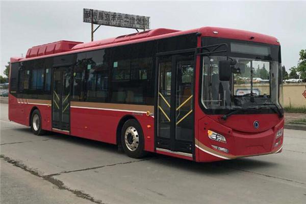 申龙SLK6121UBEVX1低地板公交车(纯电动19-40座)