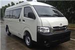 金龙XMQ6543CEG5轻型客车(汽油国五10-14座)