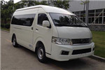 金龙XMQ6552BEG5轻型客车(汽油国五10-14座)