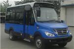 中通LCK6590D5GH公交车(柴油国五10-14座)