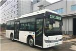 金龙XMQ6802AGBEVL13公交车(纯电动13-27座)