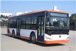申龙SLK6119UNHEVB1插电式公交车(天然气/电混动国五19-40座)