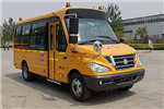 中通LCK6580D6XH幼儿专用校车(柴油国六10-19座)