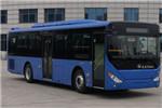 中通LCK6105H6QNGA公交车(天然气国六20-40座)