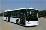 申龙SLK6129UNHEVL1插电式低入口公交车(CNG/电混动国五21-41座)
