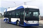 申龙SLK6101UFCEVM公交车(氢燃料电池19-39座)