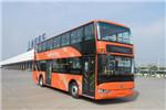 亚星JS6111SHBEV1双层公交车(纯电动30-61座)