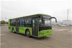 亚星YBL6108GHEV插电式公交车(柴油/电混动国五18-35座)