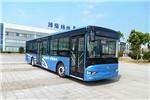 亚星YBL6128GHEV插电式公交车(柴油/电混动国五21-41座)