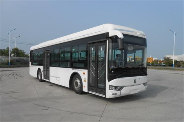 亚星JS6128GHEVC21插电式公交车(天然气/电混动国六21-45座)
