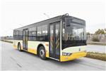 亚星JS6108GHP公交车(柴油国五20-42座)