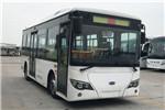 南京金龙NJL6129HEV6插电式公交车(柴油/电混动国五22-41座)