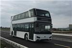 南京金龙NJL6100GSBEV双层公交车(纯电动10-59座)