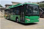 南京金龙NJL6129HEVN6插电式公交车(天然气/电混动国六22-44座)