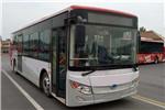 南京金龙NJL6100EV10低入口公交车(纯电动14-29座)