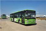 南京金龙NJL6119G5公交车(柴油国五19-45座)