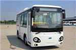 南京金龙NJL6600EVQ公交车(纯电动11-16座)
