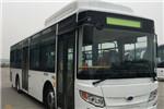 南京金龙NJL6109HEV5插电式公交车(柴油/电混动国五18-35座)