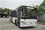 南京金龙NJL6109HEVN6插电式公交车(天然气/电混动国五18-32座)