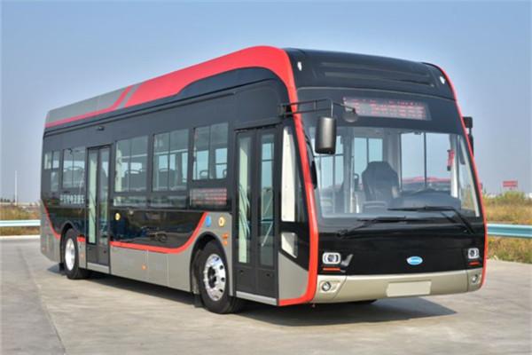 南京金龙NJL6113EV公交车(纯电动19-37座)