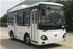 南京金龙XQX6600EVQ1公交车(纯电动11-15座)