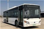 南京金龙NJL6100EV80低入口公交车(纯电动16-29座)