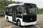 中车电动TEG6590BEV01公交车(纯电动10-16座)