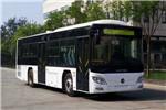 福田欧辉BJ6105CHEVCA-17插电式公交车(天然气/电混动国六18-40座)