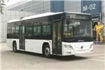 福田欧辉BJ6105EVCA-29公交车(纯电动19-39座)
