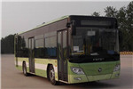 福田欧辉BJ6105PHEVCA-17插电式公交车(天然气/电混动国五18-36座)