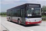 福田欧辉BJ6123PHEVCA-15插电式公交车(天然气/电混动国五22-41座)