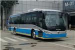 福田欧辉BJ6127SHEVCA插电式公交车(天然气/电混动国五24-46座)