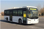 福田欧辉BJ6851EVCA-17公交车(纯电动16-26座)
