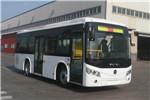 福田欧辉BJ6855PHEVCA-1插电式公交车(天然气/电混动国五15-26座)
