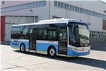 福田欧辉BJ6855SHEVCA插电式公交车(天然气/电混动国五15-24座)