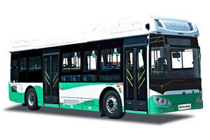 申龙 SLK6109公交车