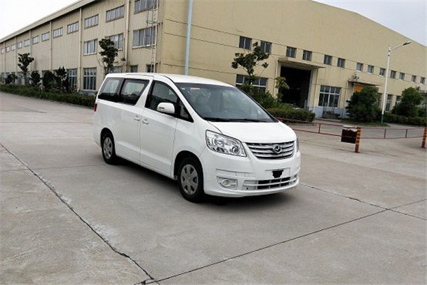 九龙HKL6491QE多用途轻客(汽油国五5-7座)