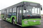 蜀都CDK6126CBEV4低入口公交车(纯电动21-42座)