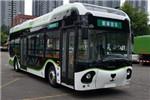 蜀都CDK6110CFCEV低入口公交车(氢燃料电池19-39座)