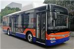 蜀都CDK6106CBBEV低入口公交车(纯电动19-30座)