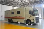 中天TC5231XZH5指挥车(柴油国五2座)