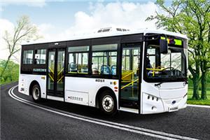 开沃NJL6809EV公交车