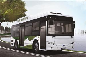 开沃NJL6859氢燃料公交车