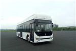远程DNC6100FCEVG1低入口公交车(氢燃料电池20-37座)