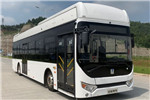 远程DNC6120FCEVG1低入口公交车(氢燃料电池22-44座)