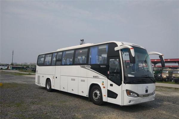 海格KLQ6111YAC51客车(天然气国五24-52座)